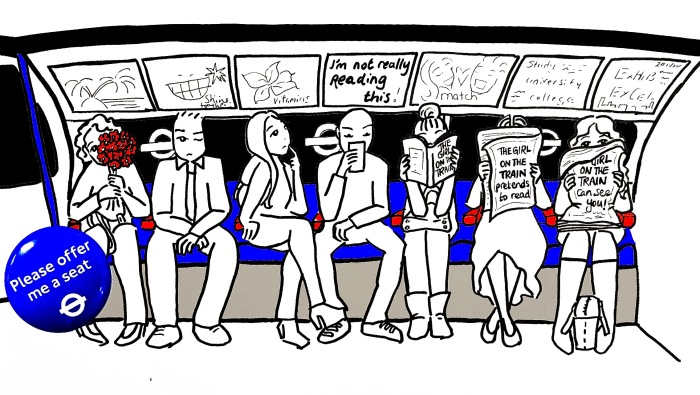 TFL 'Please Offer me a Seat'Trial