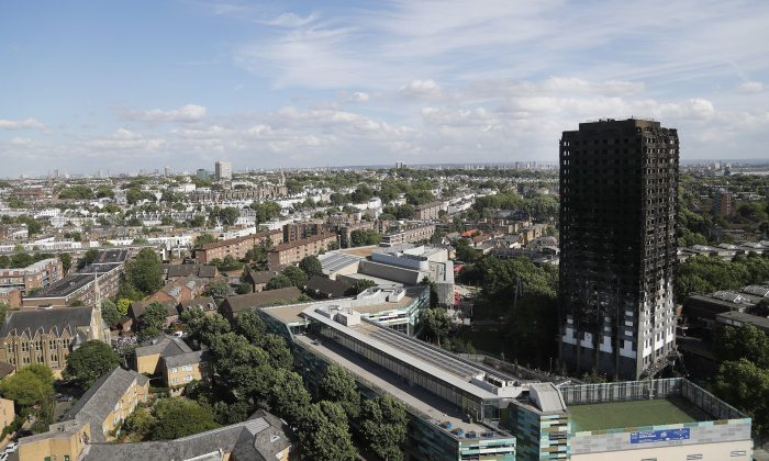 The Grenfell Tower fire is politics
