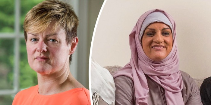 Channel 4 sent a Racist White Woman in Brownface and a Big Nose to Humanise Muslims
